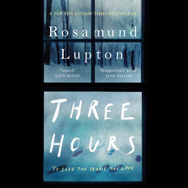 Three Hours - Rosamund Lupton   Karta-nauczyciela.org