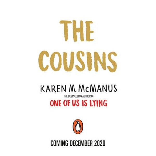 The Cousins - Karen M. McManus | Karta-nauczyciela.org