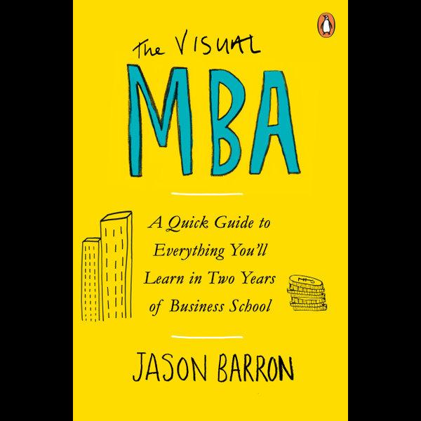 The Visual MBA - Jason Barron   Karta-nauczyciela.org