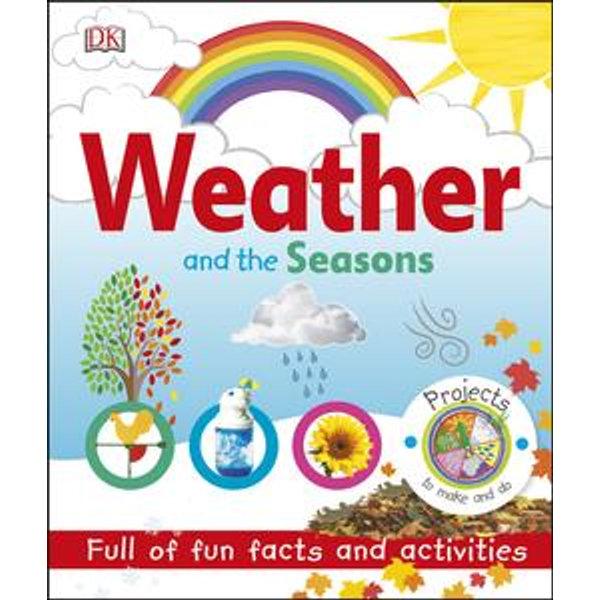Weather and the Seasons - DK | Karta-nauczyciela.org