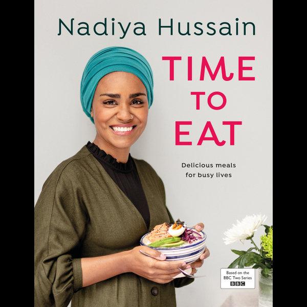 Time to Eat - Nadiya Hussain | Karta-nauczyciela.org