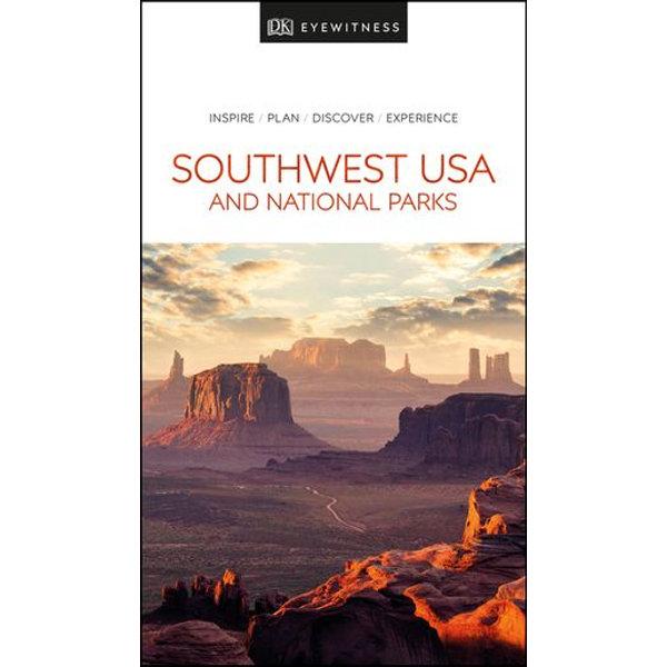DK Eyewitness Southwest USA and National Parks - DK Eyewitness   Karta-nauczyciela.org