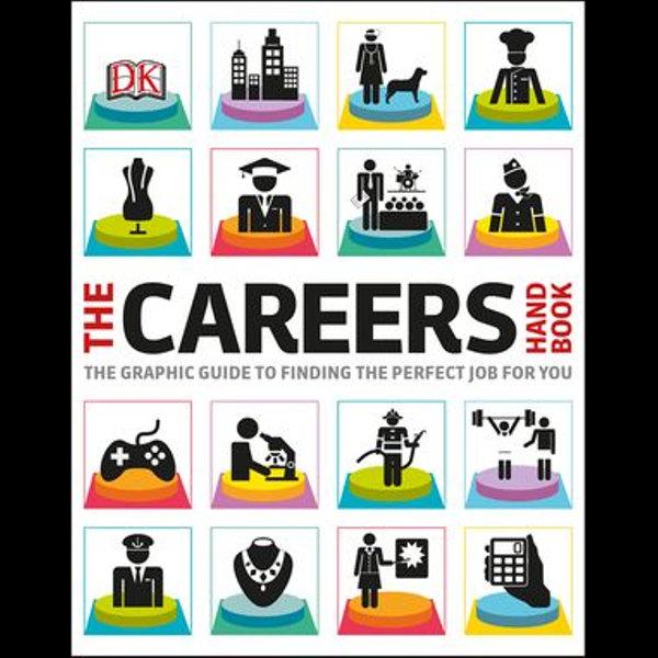 The Careers Handbook - DK | Karta-nauczyciela.org
