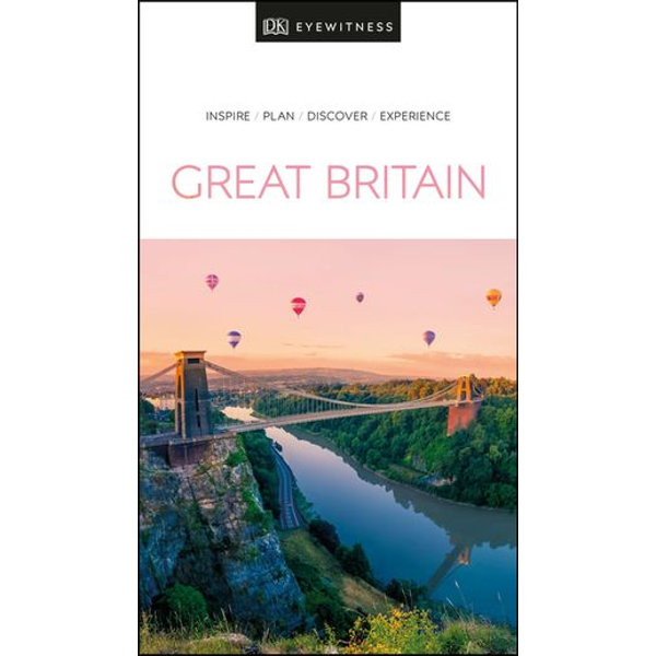 DK Eyewitness Great Britain - DK Eyewitness | Karta-nauczyciela.org