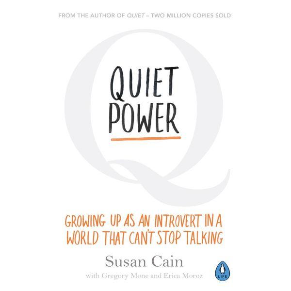 Quiet Power - Susan Cain | Karta-nauczyciela.org