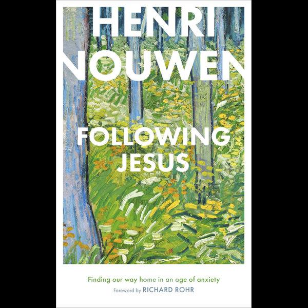 Following Jesus - Henri Nouwen   Karta-nauczyciela.org