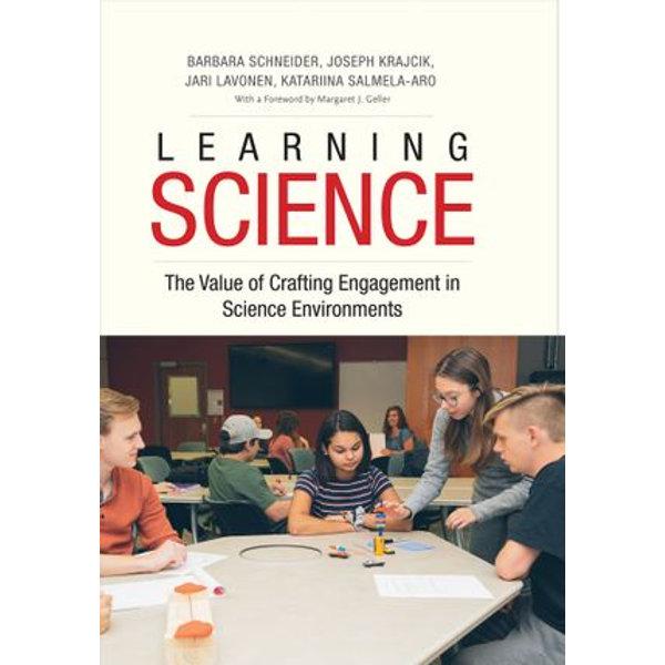 Learning Science - Barbara Schneider, Joseph Krajcik, Jari Lavonen   Karta-nauczyciela.org