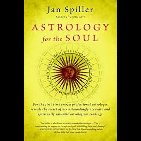 Astrology for the Soul - Jan Spiller   Karta-nauczyciela.org