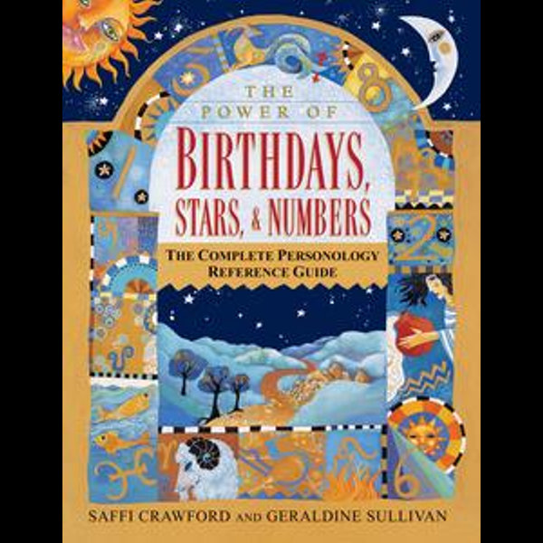 The Power of Birthdays, Stars & Numbers - Saffi Crawford, Geraldine Sullivan   Karta-nauczyciela.org