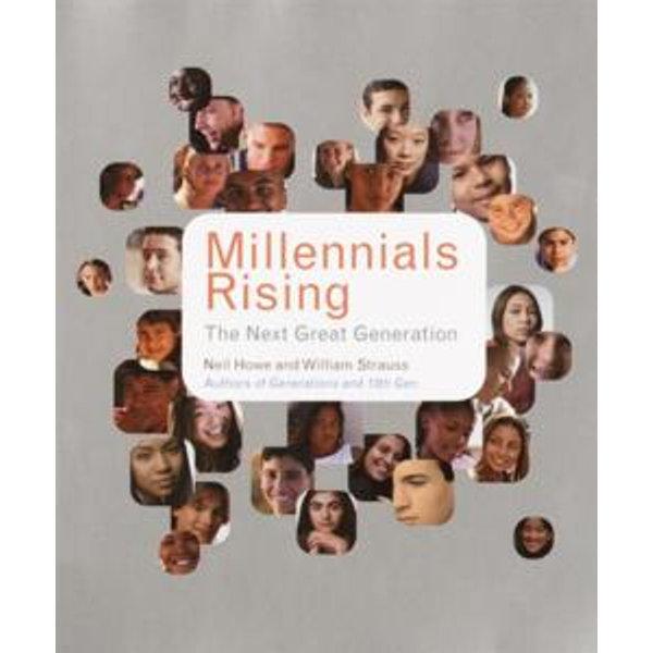 Millennials Rising - Neil Howe, William Strauss | Karta-nauczyciela.org