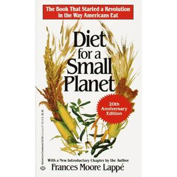 Diet for a Small Planet (20th Anniversary Edition) - Frances Moore Lappé | Karta-nauczyciela.org