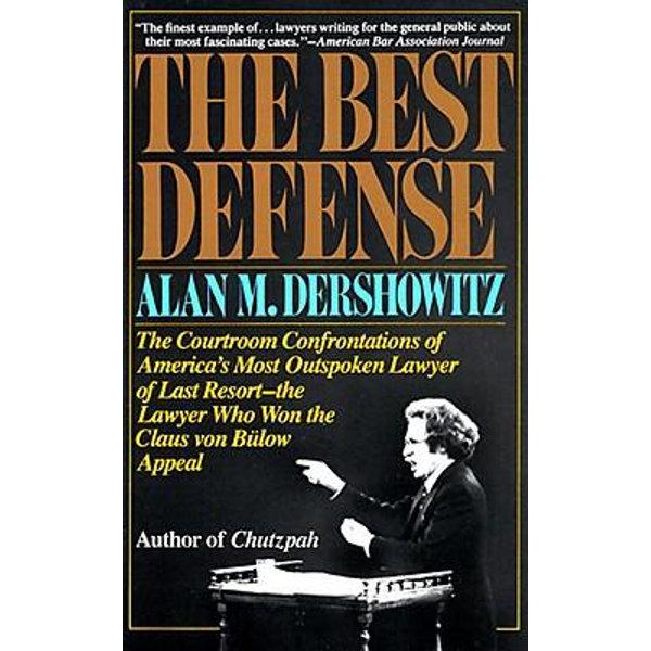 The Best Defense - Alan Dershowitz | Karta-nauczyciela.org