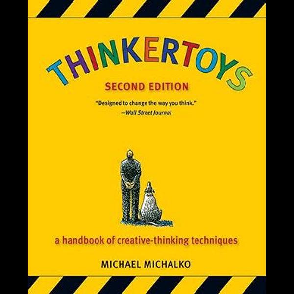 Thinkertoys - Michael Michalko   Karta-nauczyciela.org