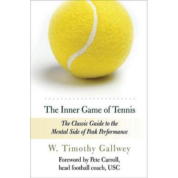 The Inner Game of Tennis - W. Timothy Gallwey, Pete Carroll (Foreword by), Zach Kleinman (Illustrator)   Karta-nauczyciela.org