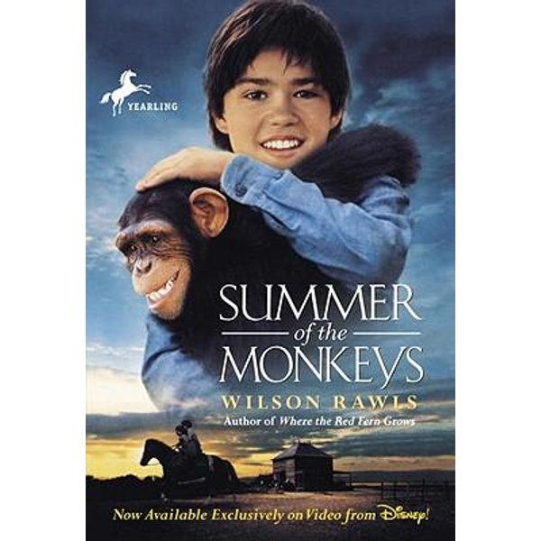 Summer of the Monkeys - Wilson Rawls   Karta-nauczyciela.org