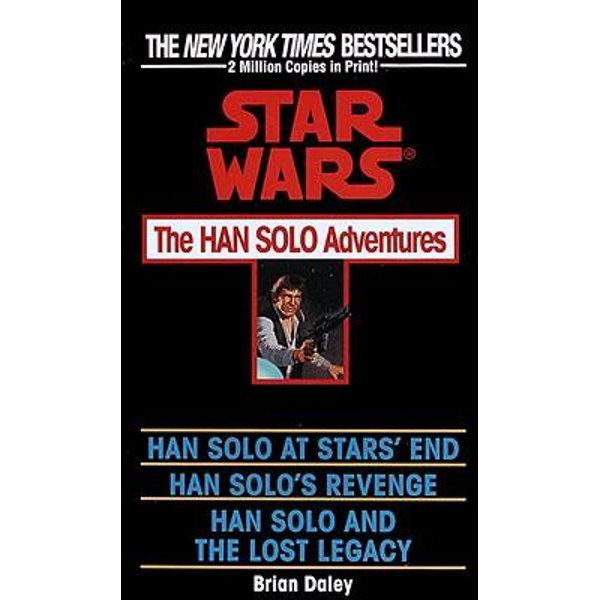 The Han Solo Adventures - Brian Daley | Karta-nauczyciela.org