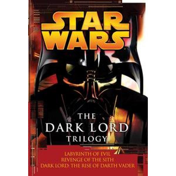 The Dark Lord Trilogy: Star Wars Legends - James Luceno, Matthew Stover | Karta-nauczyciela.org