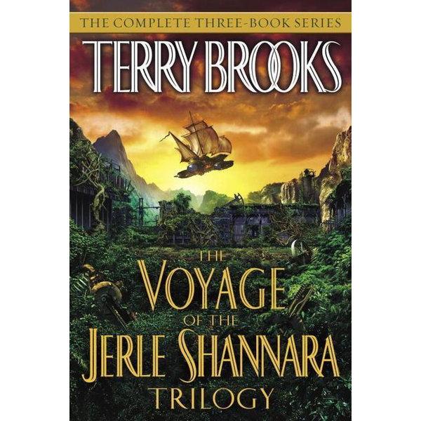 The Voyage of the Jerle Shannara Trilogy - Terry Brooks   Karta-nauczyciela.org