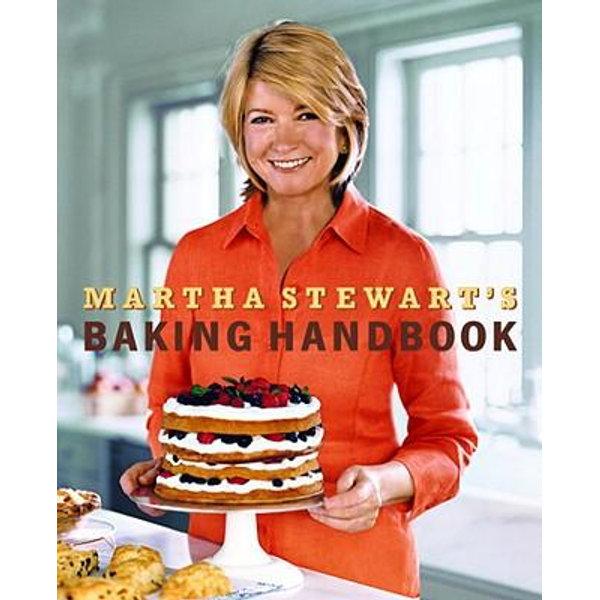 Martha Stewart's Baking Handbook - Martha Stewart | Karta-nauczyciela.org