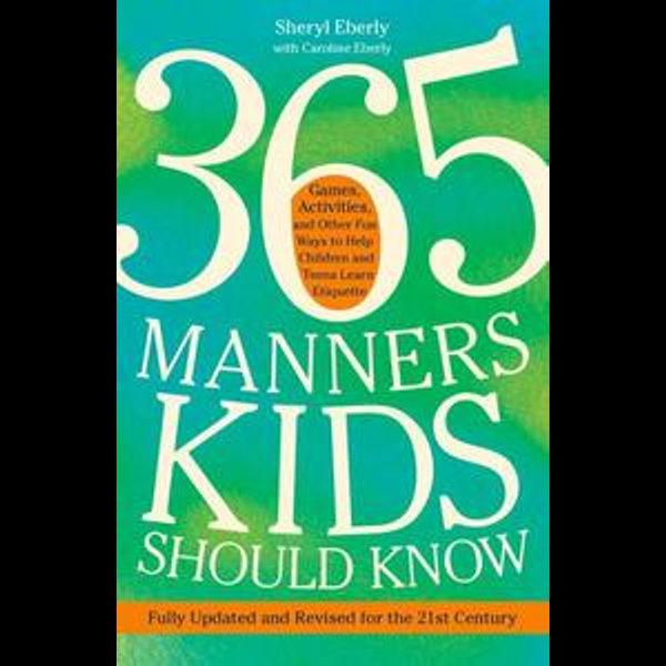 365 Manners Kids Should Know - Sheryl Eberly   Karta-nauczyciela.org