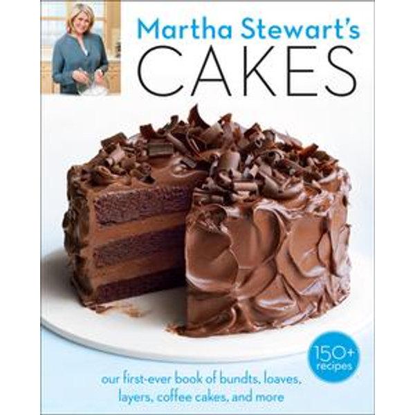 Martha Stewart's Cakes - Editors of Martha Stewart Living   Karta-nauczyciela.org