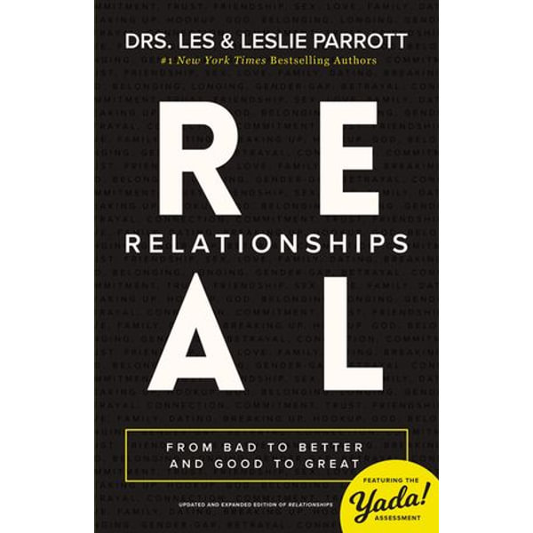 Real Relationships - Les Parrott, Leslie Parrott | Karta-nauczyciela.org