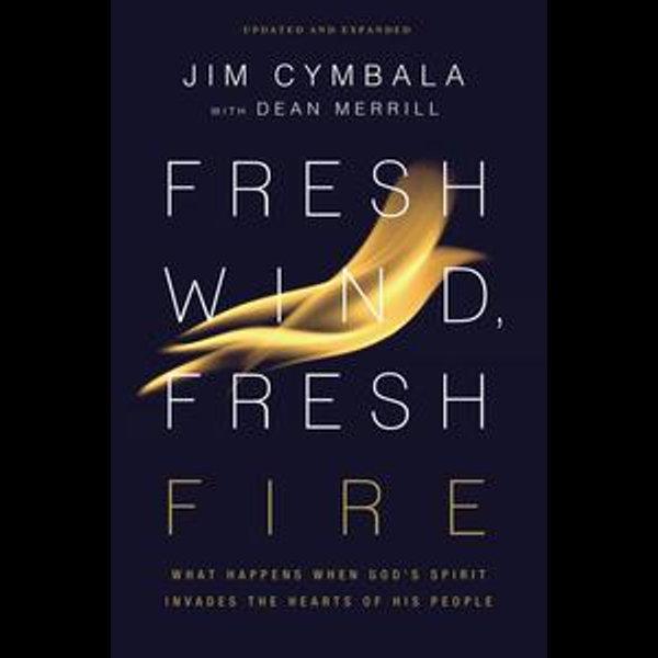 Fresh Wind, Fresh Fire - Jim Cymbala, Dean Merrill | Karta-nauczyciela.org