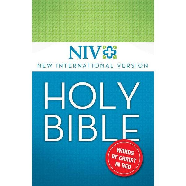 NIV, Holy Bible, eBook, Red Letter - Zondervan   Karta-nauczyciela.org