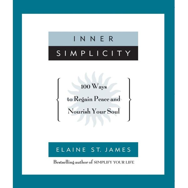 Inner Simplicity - Elaine St. James   Karta-nauczyciela.org