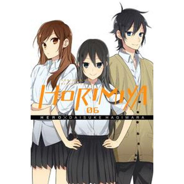 Horimiya, Vol. 6 - HERO, Daisuke Hagiwara   Karta-nauczyciela.org