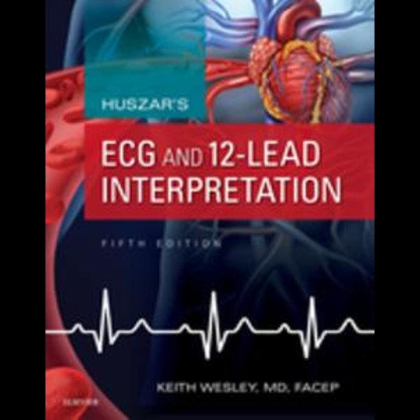 Huszar's ECG and 12-Lead Interpretation - E-Book -    Karta-nauczyciela.org