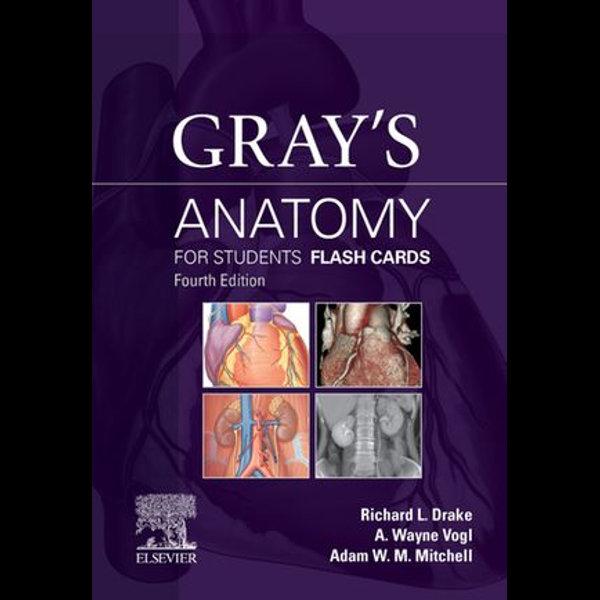 Gray's Anatomy for Students Flash Cards E-Book -  | Karta-nauczyciela.org
