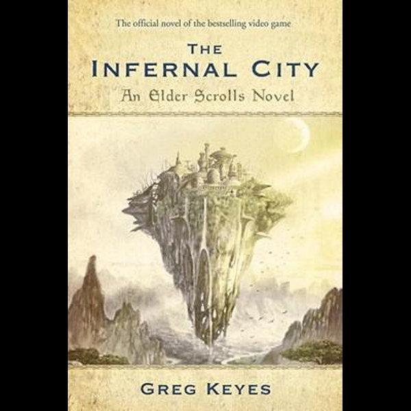 The Infernal City - Greg Keyes   Karta-nauczyciela.org