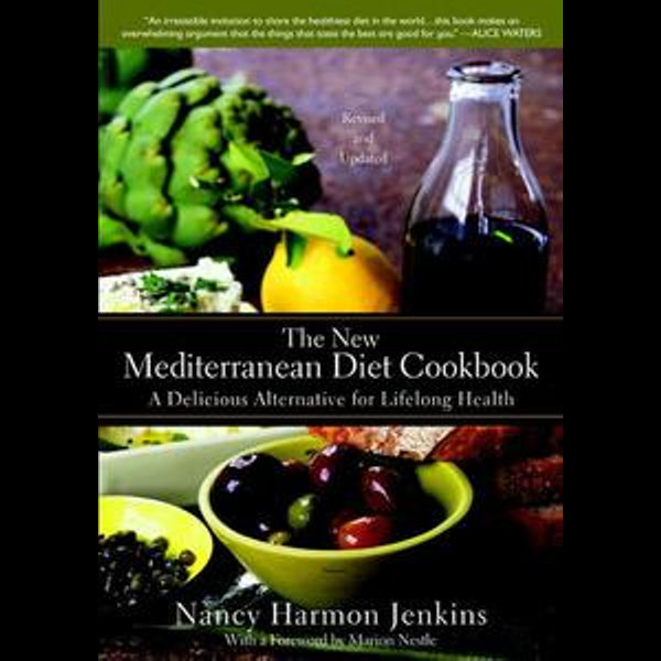 The New Mediterranean Diet Cookbook - Nancy Harmon Jenkins, Marion Nestle (Foreword by)   2020-eala-conference.org