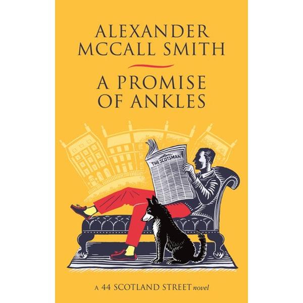 A Promise of Ankles - Alexander McCall Smith   Karta-nauczyciela.org