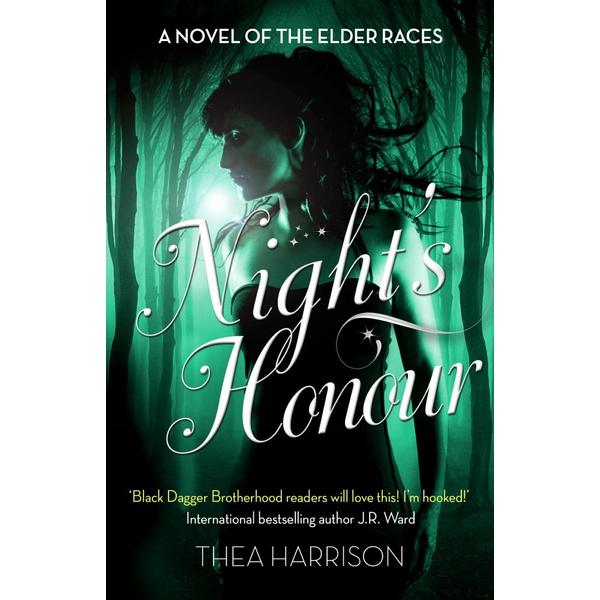 Night's Honour - Thea Harrison | Karta-nauczyciela.org