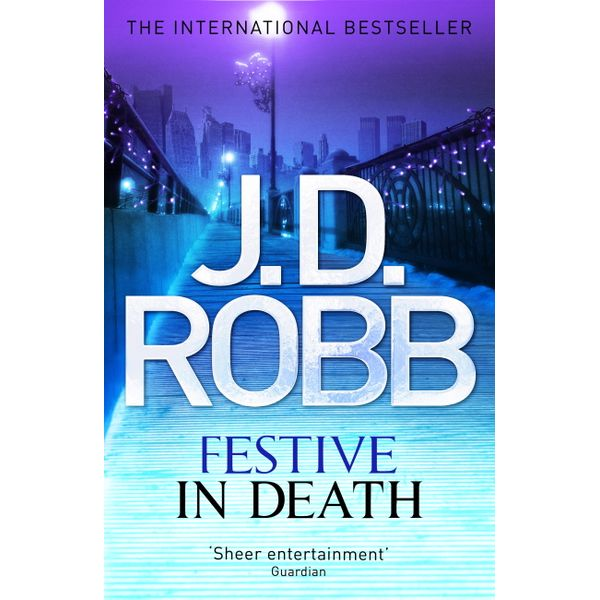 Festive in Death - J.D. Robb   Karta-nauczyciela.org