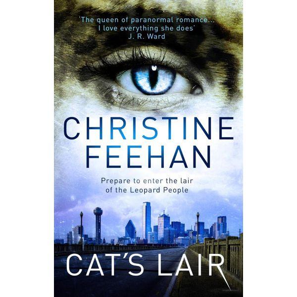 Cat's Lair - Christine Feehan   Karta-nauczyciela.org