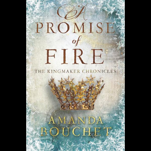A Promise of Fire - Amanda Bouchet | Karta-nauczyciela.org