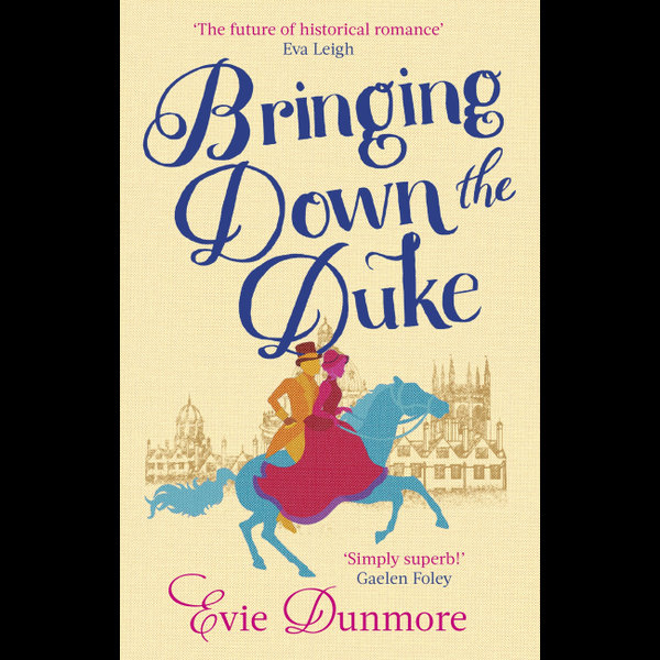 Bringing Down the Duke - Evie Dunmore | Karta-nauczyciela.org