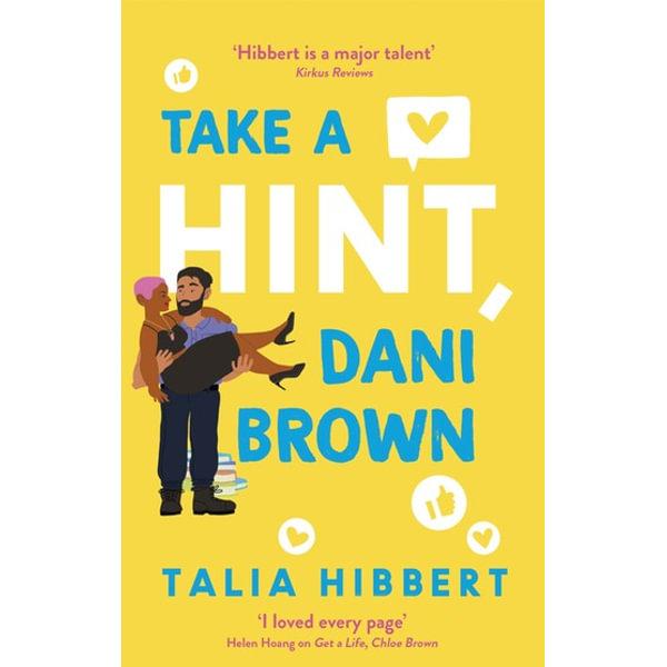 Take a Hint, Dani Brown - Talia Hibbert | Karta-nauczyciela.org