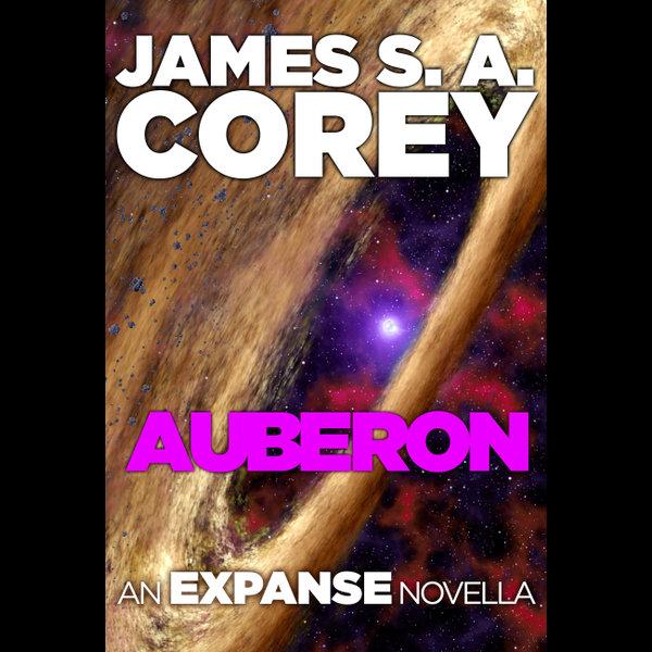 Auberon - James S. A. Corey   Karta-nauczyciela.org