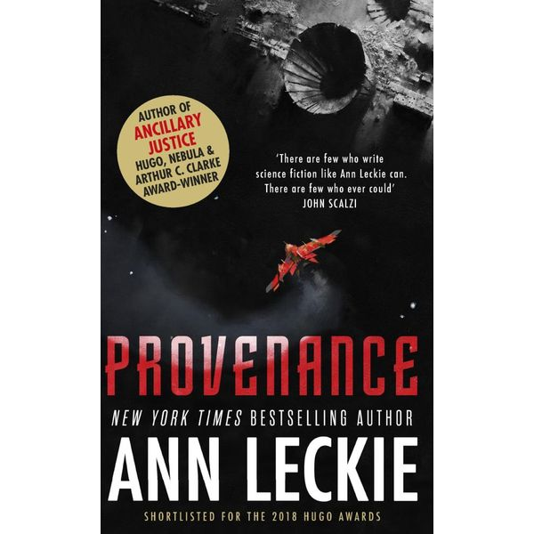 Provenance - Ann Leckie | 2020-eala-conference.org