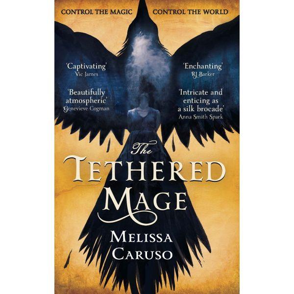 The Tethered Mage - Melissa Caruso   Karta-nauczyciela.org