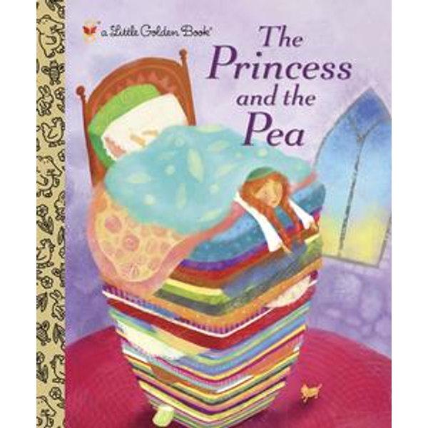 The Princess and the Pea - Hans Christian Andersen, Jana Christy (Illustrator) | Karta-nauczyciela.org