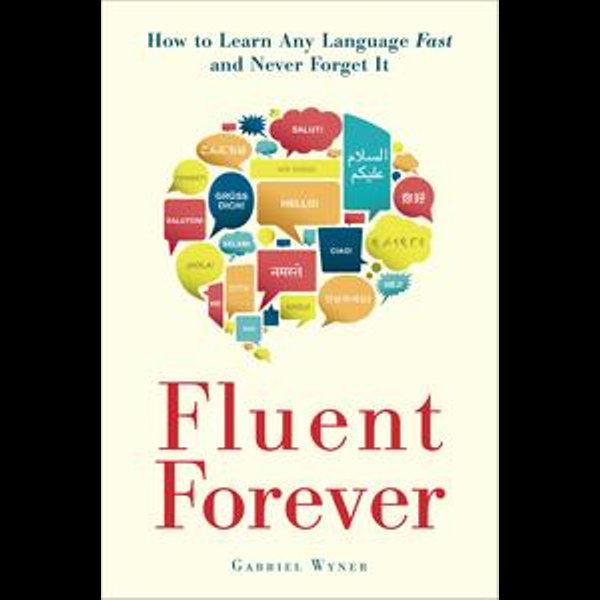 Fluent Forever - Gabriel Wyner | Karta-nauczyciela.org