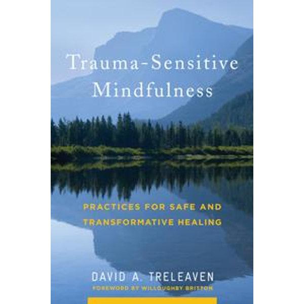 Trauma-Sensitive Mindfulness - David A. Treleaven, Willoughby Britton (Foreword by) | Karta-nauczyciela.org
