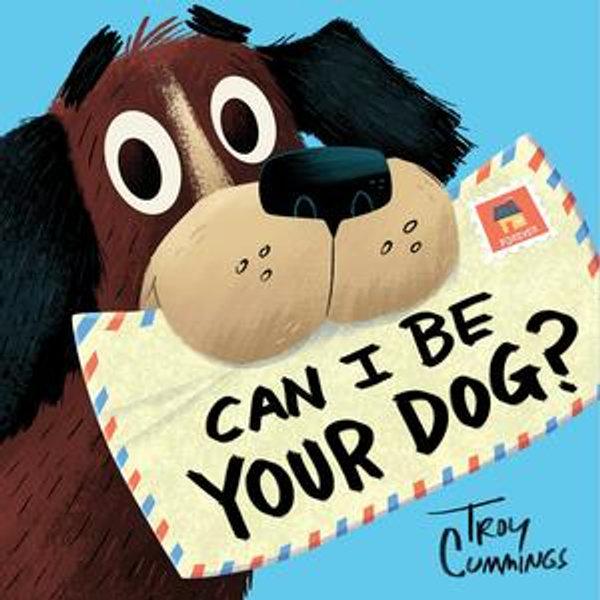Can I Be Your Dog? - Troy Cummings   Karta-nauczyciela.org