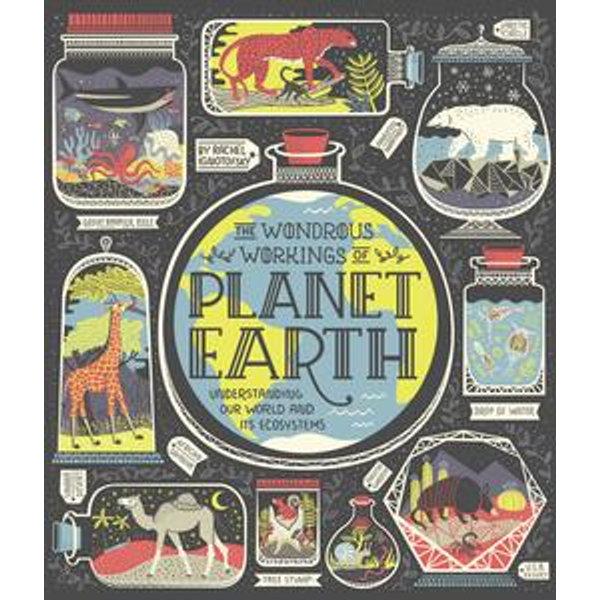 The Wondrous Workings of Planet Earth - Rachel Ignotofsky   Karta-nauczyciela.org