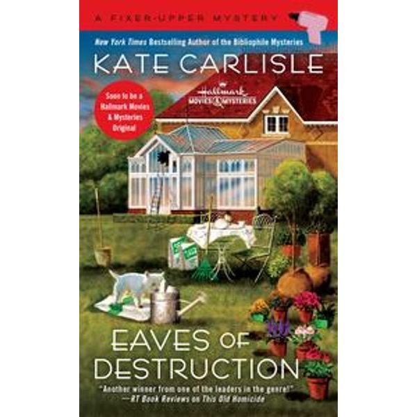 Eaves of Destruction - Kate Carlisle | Karta-nauczyciela.org